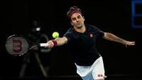 Federer Susah Payah Lolos ke Babak Keempat Australia Terbuka