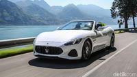 Maserati Buat Mobil Sport Listrik, Ada Suaranya