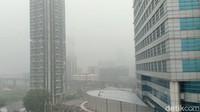 Jakarta Diguyur Hujan, Mulai Muncul Genangan di Sejumlah Titik