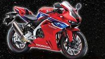 Bukan Cuma Kawasaki, Honda Juga Bisa Bikin Sport 250 cc 4 Silinder!