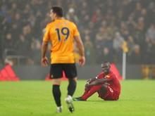 Sadio Mane Dipastikan Absen di Dua Laga Liverpool