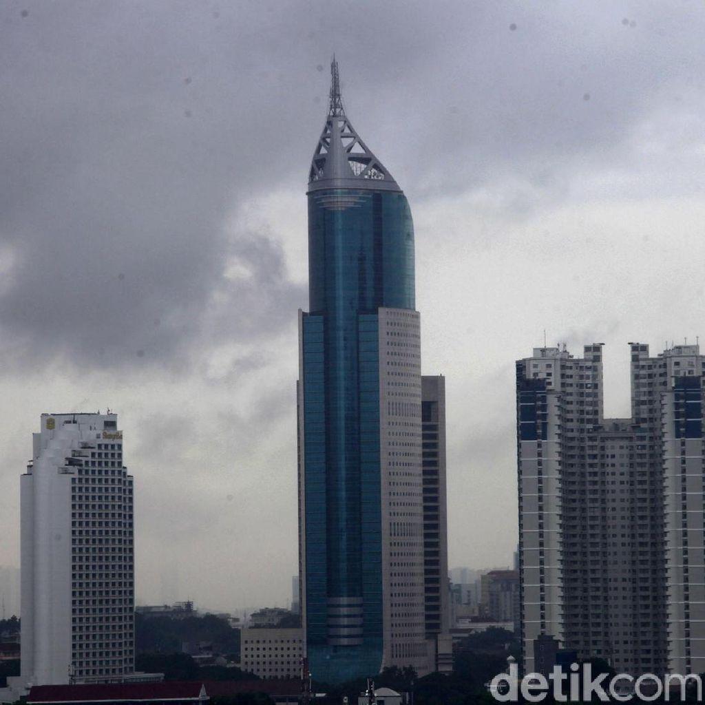 Jakarta Diguyur Hujan, Netizen Teriak #Banjir