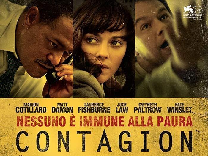 Film Contagion.