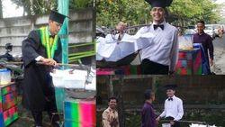 Inspiratif! 5 Kisah Penjual Makanan yang Biayai Kuliah Sendiri