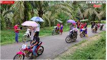 Rindu MotoGP, Anak-anak di Sumatera Ini Bikin Parodinya