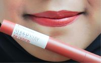 Wajib Punya! Maybelline Super Stay Ink Crayon, Lipstik Antiribet