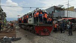 Mantap Euy! Kereta Rute Jakarta-Garut Hidup Lagi