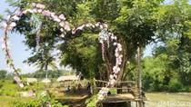 Taman Situ Arjan Water Jump, Wisata Selfie Baru di Ciamis