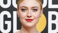 Penampilan Selebriti dengan Lipstik Merah yang Cocok untuk Makeup Imlek