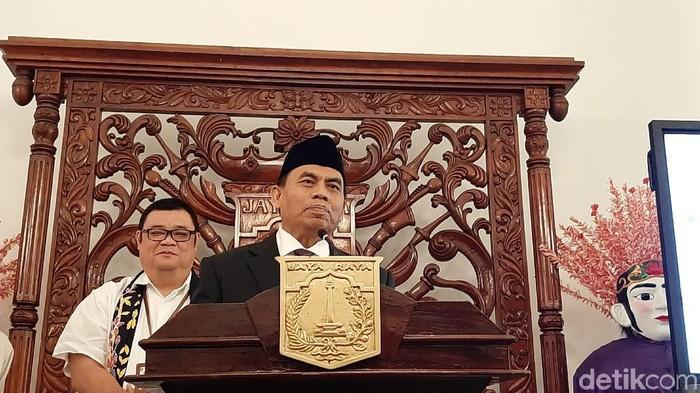 Sekda DKI Jakarta, Saefullah