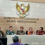 Airlangga Mau Sowan ke Jokowi, Minta Restu Bahas Omnibus Law