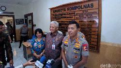 Kapolri Kunker ke Kompolnas, Bahas Pembinaan Personel-Operasional Polri