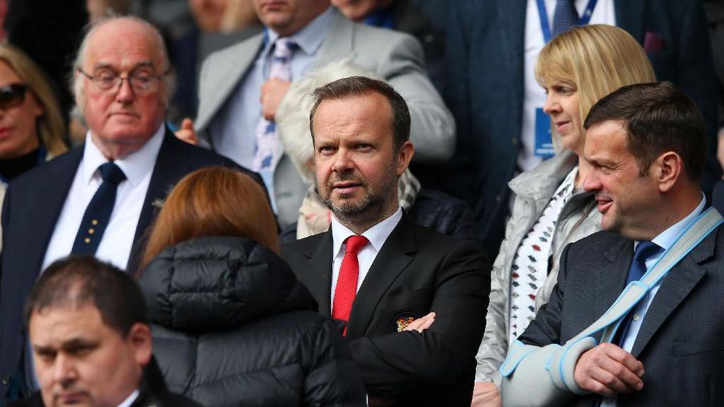 Rekrutan Woodward di MU Januari Ini: Bukan Pemain, tapi Eks Wartawan