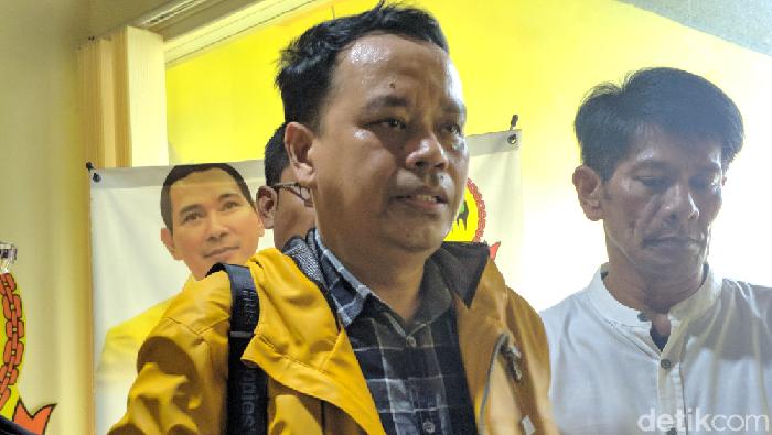Ketua DPP Partai Berkarya Badaruddin Andi Picunang