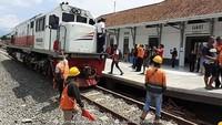Mantap Yeuh! Jakarta-Garut Tersambung Kereta Api