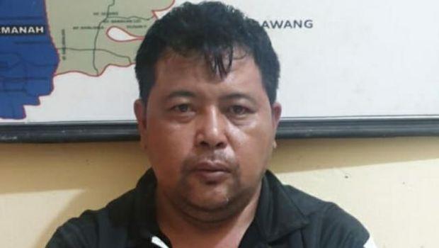 Polisi: Brusly Ratusan Kali Onani di Depan Umum