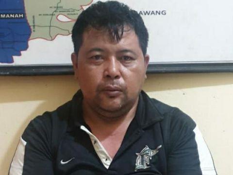 Pria Onani di Depan Anak-anak di Bekasi
