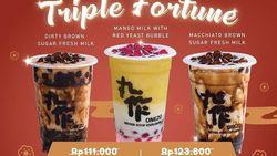 5 Promo Tahun Baru Imlek 2020, Resto Bebek Peking hingga Bubble Tea