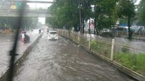 Terimbas Banjir, Sejumlah Rute TransJakarta Tak Bisa Layani Warga