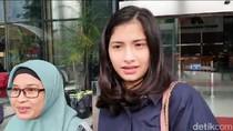 Faye Nicole Diperiksa KPK Terkait Kasus Wawan