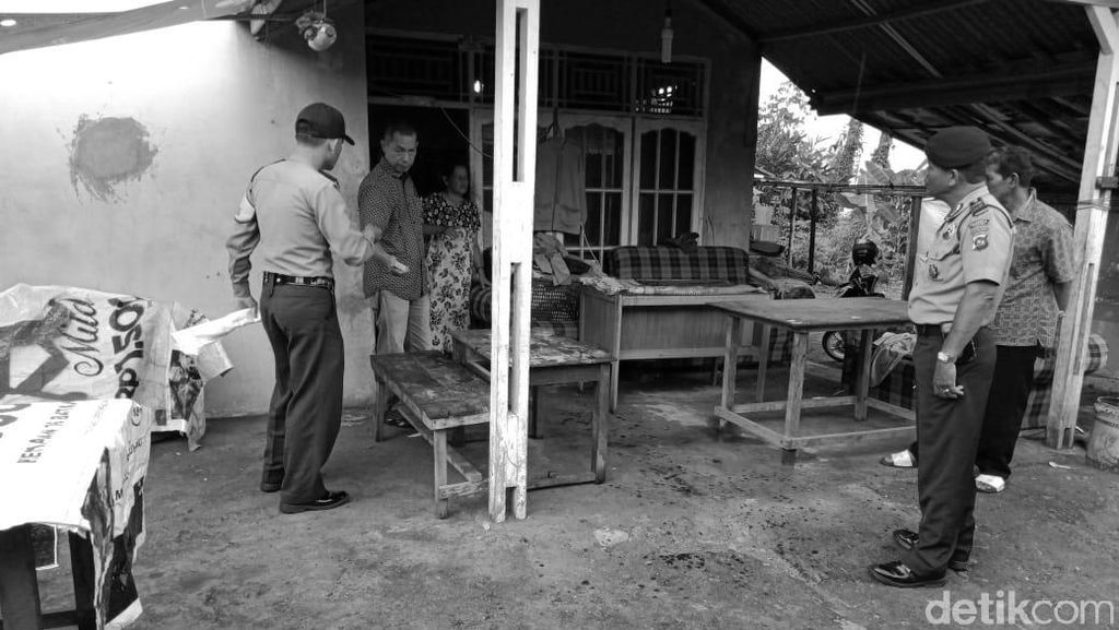 Kesal Muka 2 Kali Dikentuti, Pria di Padang Bacok Kepala Kakak Ipar