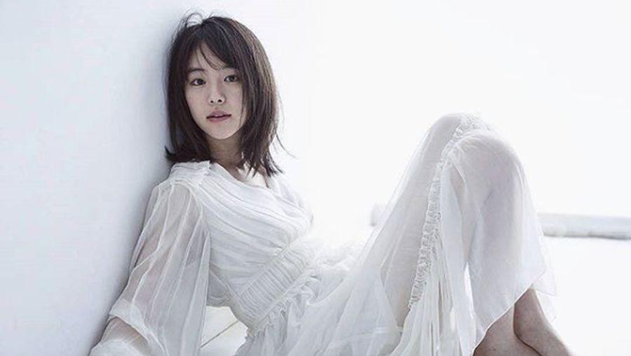 Erika Karata, aktris Jepang yang jadi selingkuhan Masahiro Higashide.