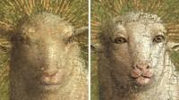 Wajah Domba di Lukisan Ini Kejutkan Dunia Seni!