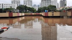 Underpass Kemayoran Banjir, Menteri Basuki Akan Modifikasi Jalan