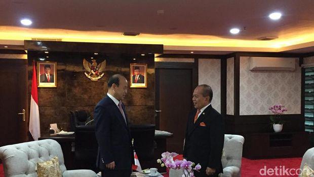 China Janji Beri Update ke Indonesia Soal Penanganan Virus Corona