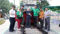 Wow, Bojonegoro Punya Taman Lokomotif Pertama di Indonesia