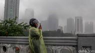 BMKG: Waspada Potensi Hujan Petir di Jaksel Sore Ini
