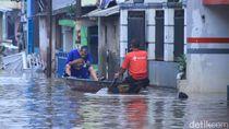 Kawasan Dayeuhkolot Bandung Kembali Terendam Banjir
