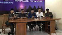 Jokowi Diminta Bersikap soal Kehadiran Yasonna di Jumpa Pers Tim Hukum PDIP
