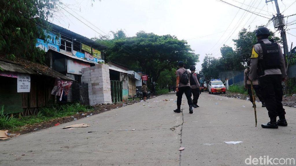 Kronologi Bentrok Dua Kelompok Massa di Sukabumi