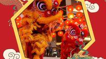Gong Xi Fat Cai, Nonton Barongsai di 10 Mal Jakarta Ini Saat Imlek