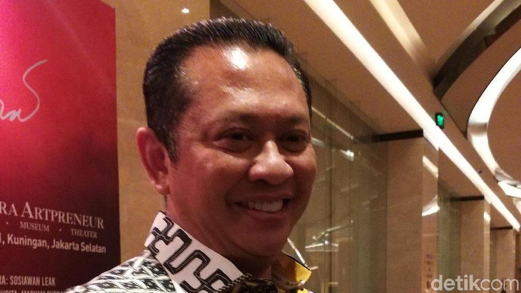 Ketua MPR Dorong Pertumbuhan Industri Film Nasional