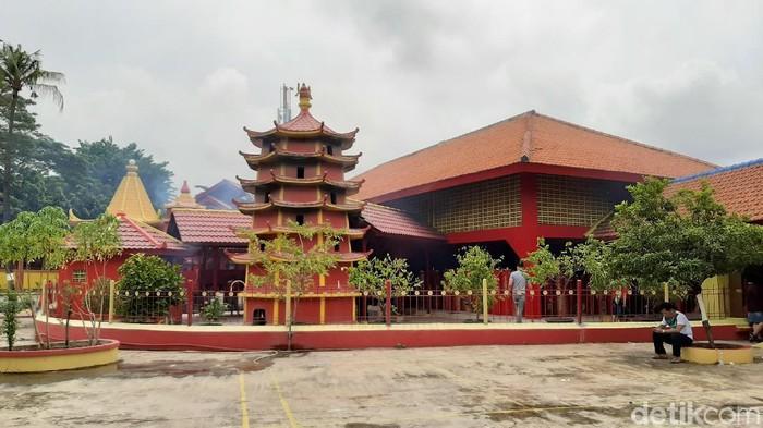 Vihara Bahtera Bhakti (Klenteng Ancol), Jakarta Utara