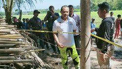 Polisi Buru Pembunuh Miss RS yang Mayatnya Gosong Terbakar