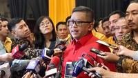 Hasto Soal Saeful Tersangka KPK: Saat Saya Anggota DPR, Dia Jadi Staf