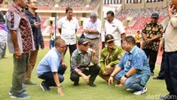 Stadion Papua Bangkit Hanya Digunakan untuk Opening dan Closing PON 2020
