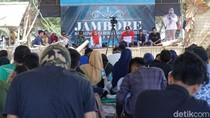 Ratusan Pemuda Ikuti Jambore Banyuwangi Bebas Sampah