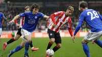 Brentford Vs Leicester: Menang 1-0, The Foxes ke Babak Kelima Piala FA