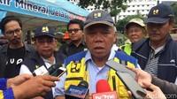 Basuki Buka Suara soal Penyebab Banjir Underpass Kemayoran