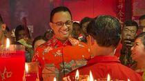 Anies: Gong Xi Fat Cai, Semoga Tahun Baru Ini Membawa Kebahagiaan