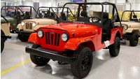 Mirip Jeep, SUV Mahindra tak Boleh Dijual