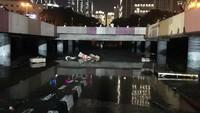 Sudah 35 Jam, Banjir Underpass Kemayoran Diprediksi Surut 17 Jam Lagi