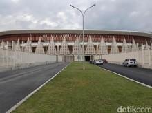Stadion Papua Bangkit Akan Ganti Nama Jadi Stadion Lukas Enembe