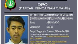 Perampok yang Viral Todong Warga di Warteg Ditangkap!