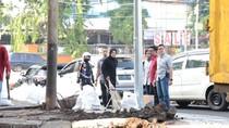 Pemkot Surabaya Makin Gencar Cegah Banjir, Kali Ini Bangun Mini Bosem