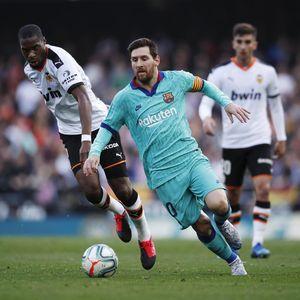Valencia Vs Barcelona: Barca Kalah 0-2 di Mestalla